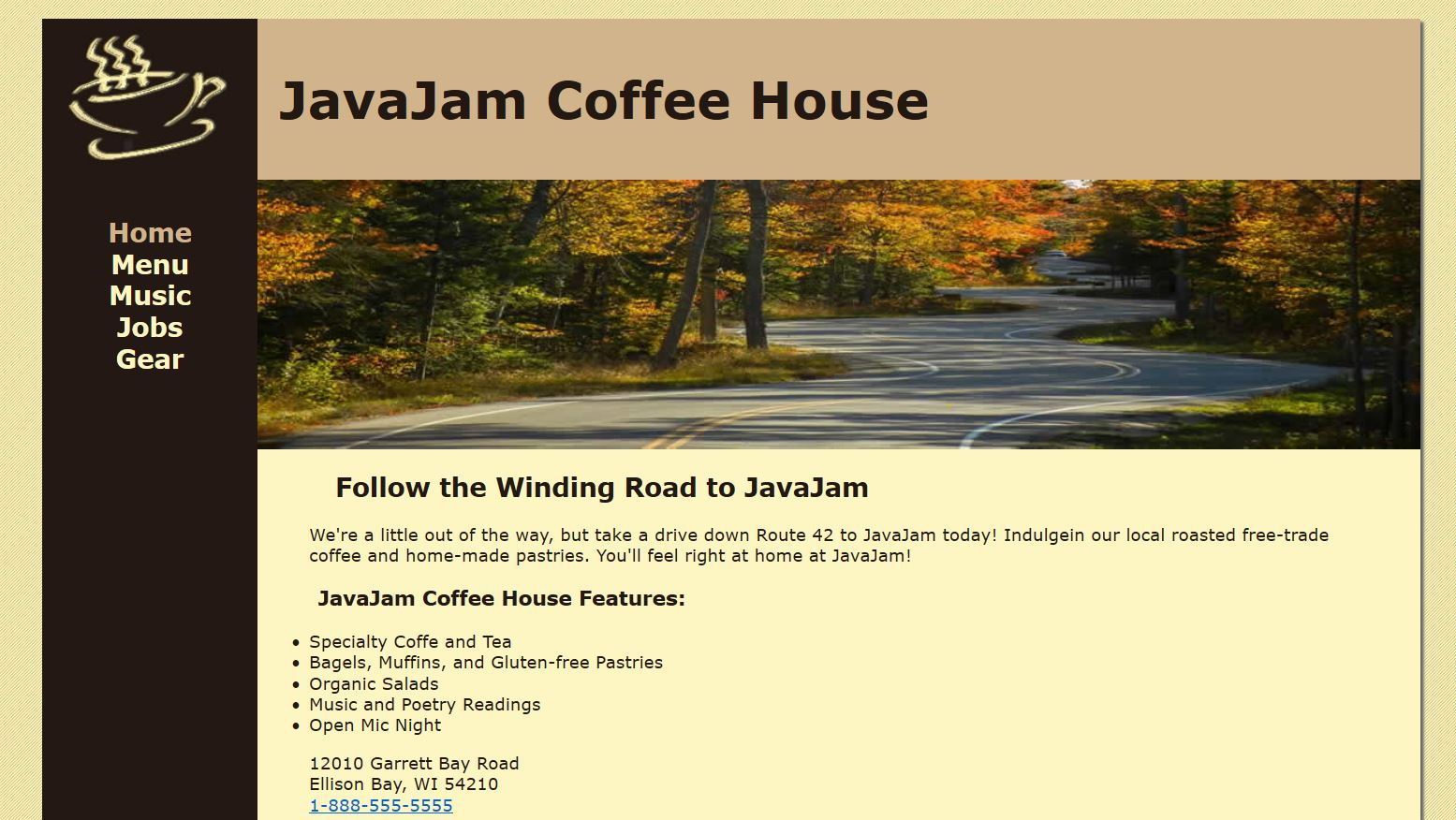 Javajam Coffee House